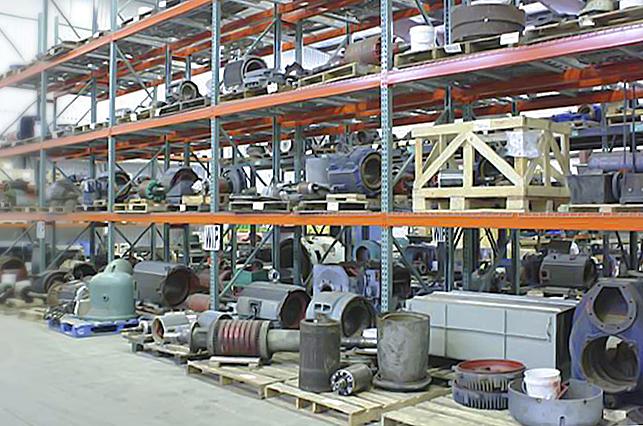 Storage Facility Allen 39 S Industrial Refrigeration Services